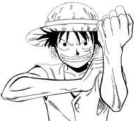 One Piece Coloring Pages At Getdrawings Free Download