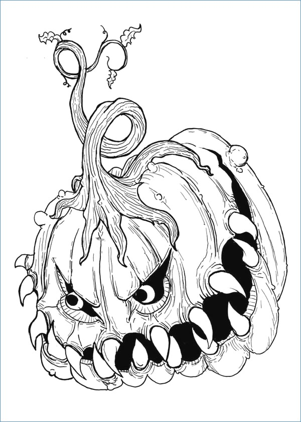600x840 Haunted House Coloring Page Halloween Coloring Page
