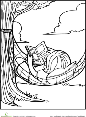 301x411 In Season! Coloring Pages For The Four Seasons