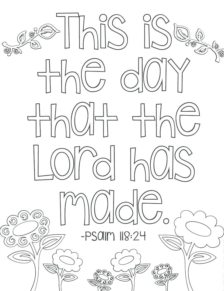 736x956 Fancy Bible Coloring Pages For Kids With Verses For Coloring