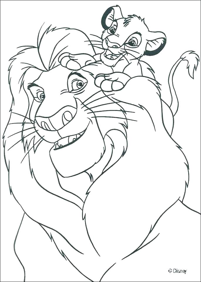 685x960 King Coloring Pages Also King Coloring Pages Lion King Coloring