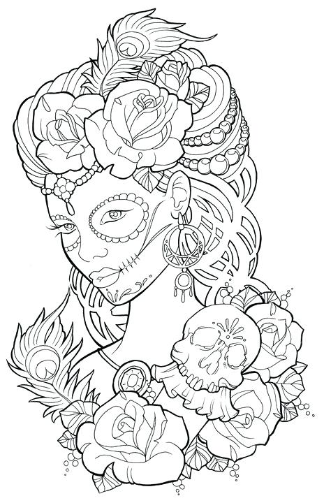 464x720 Online Coloring Pages For Adults Educational Coloring Pages