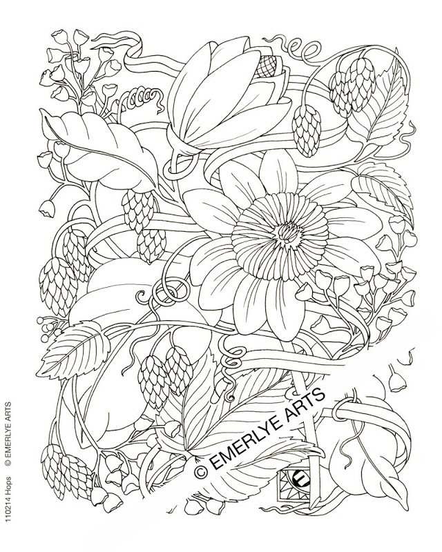 Online Coloring Pages For Adults at GetDrawings.com | Free for ...