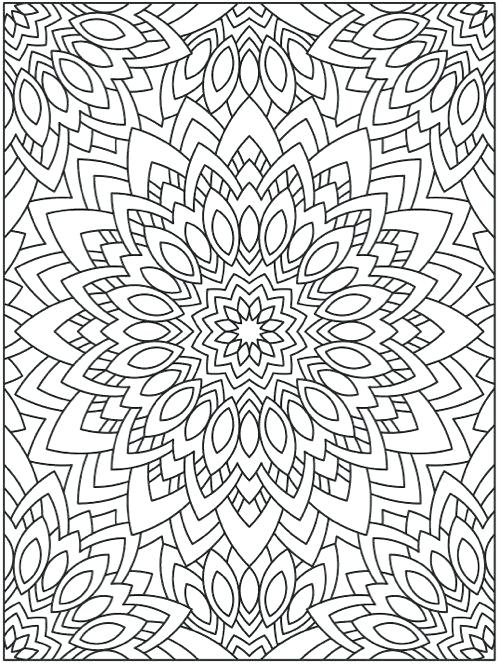Online Coloring Pages For Adults at GetDrawings.com | Free ...