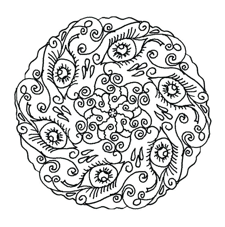 Online Coloring Pages For Adults Free At GetDrawings Free Download