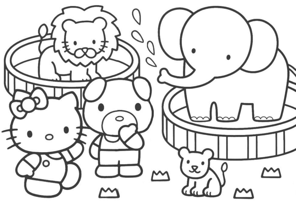 1024x697 Online Coloring Pages For Toddlers
