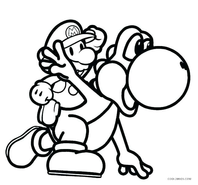 650x607 Super Mario Coloring Pages Online Super Coloring Pages Coloring