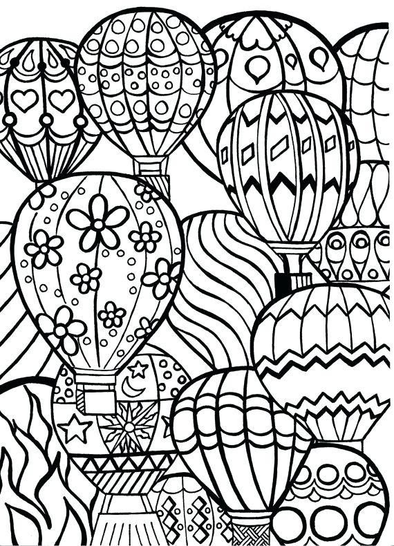 570x790 Coloring Pages For Adults