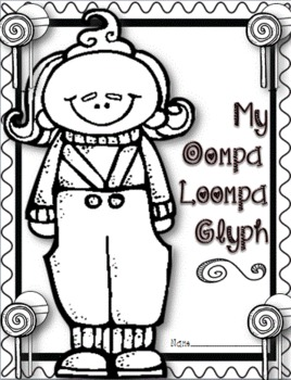 268x350 Willy Wonka Oompa Loompa Glyph And Bulletin Board Kit Tpt