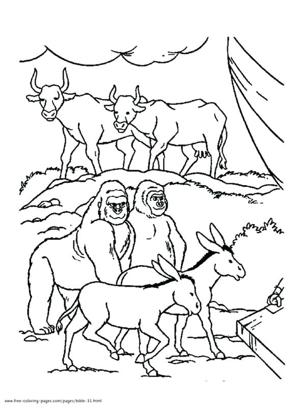 583x800 Christian Coloring Page Open And Print This Christian Coloring