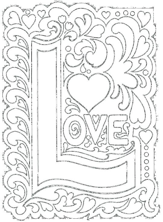 540x736 Love Coloring Page Love Coloring Sheets Get This Love Coloring