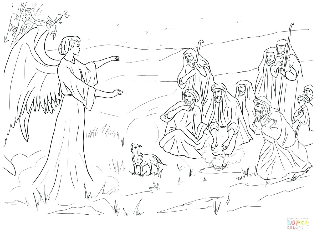 1330x995 Coloring Pages Christian Coloring Pages Bible Free With Best