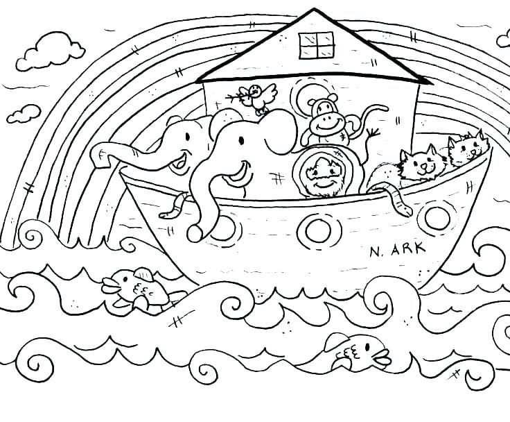 736x608 Bible Coloring Pages For Preschoolers As Well As Coloring Sheets