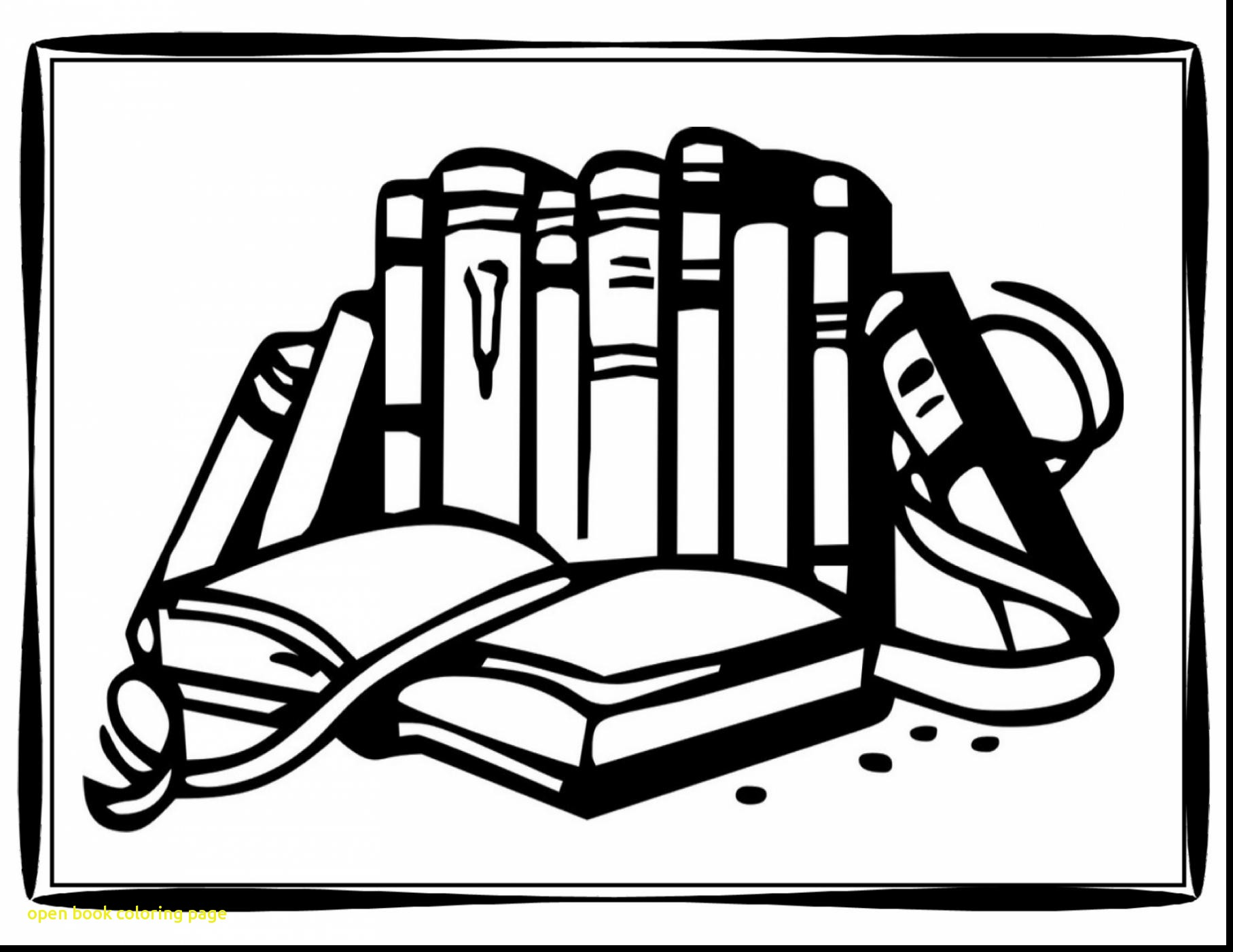 1815x1402 Exelent Open Book Coloring Pages Vignette