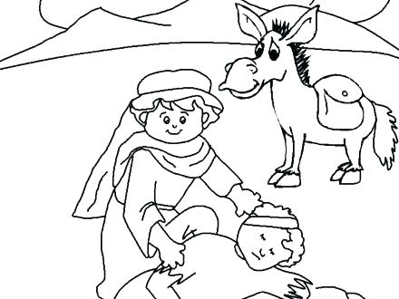 440x330 Helping Hands Colouring Pages Open Book Coloring Page A Heap