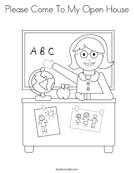 Open Book Coloring Page At Getdrawings Com Free For Personal Use