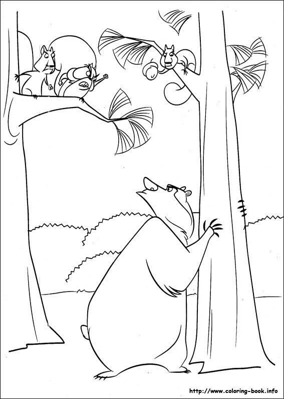567x794 Open Season Coloring Page Mature Colors Adult Coloring Pages