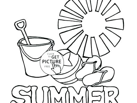 440x330 Season Coloring Pages Open Season Coloring Pages Seasons Coloring
