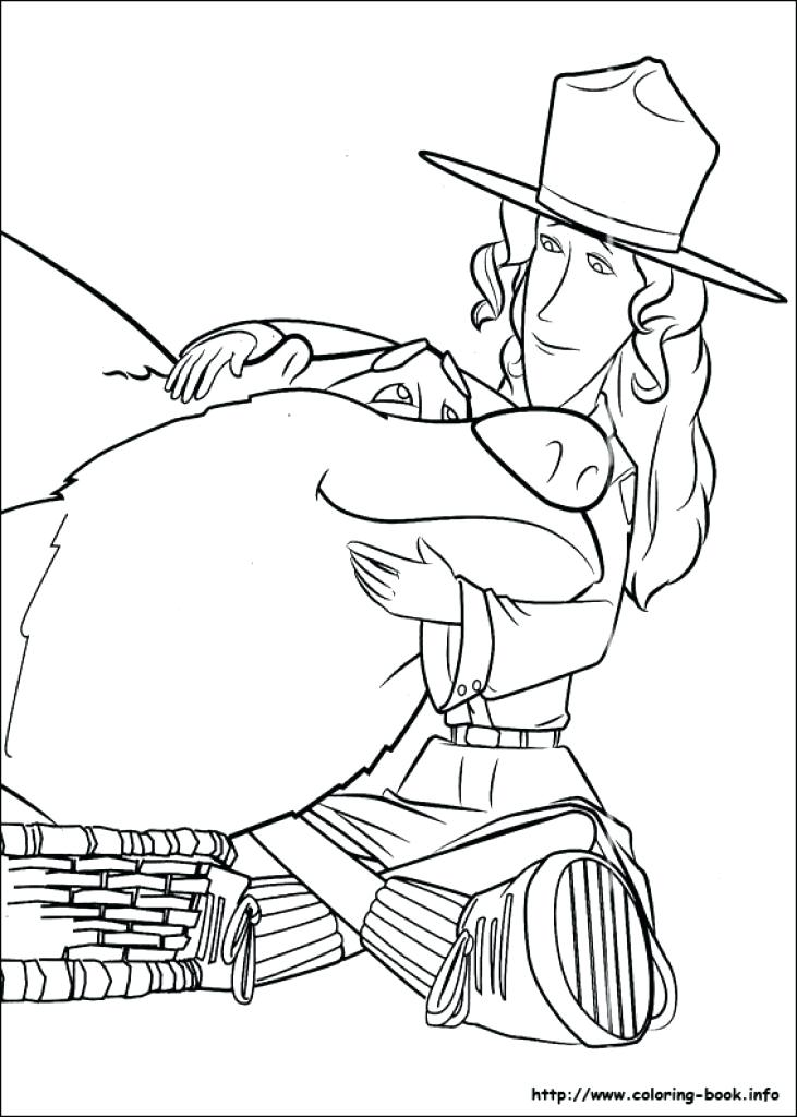 731x1024 Open Book Coloring Pages