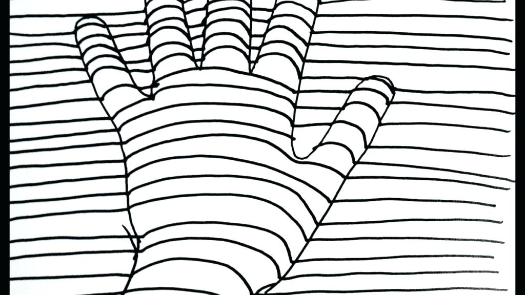 Optical Illusion Coloring Pages At Getdrawings Free Download