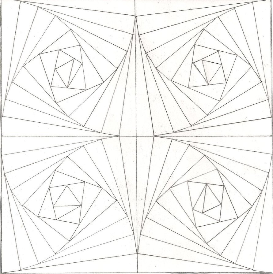 891x896 Op Art Coloring Pages Optical Illusions Coloring Pages