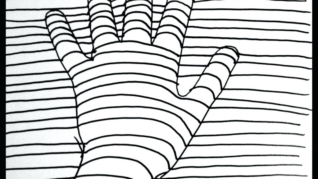 1024x576 Coloring Page Optical Illusions Coloring Pages Awesome Color