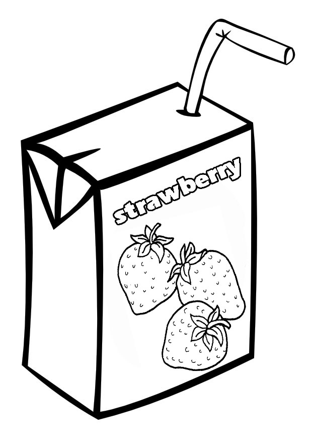 620x875 Box Drink Coloring Pages