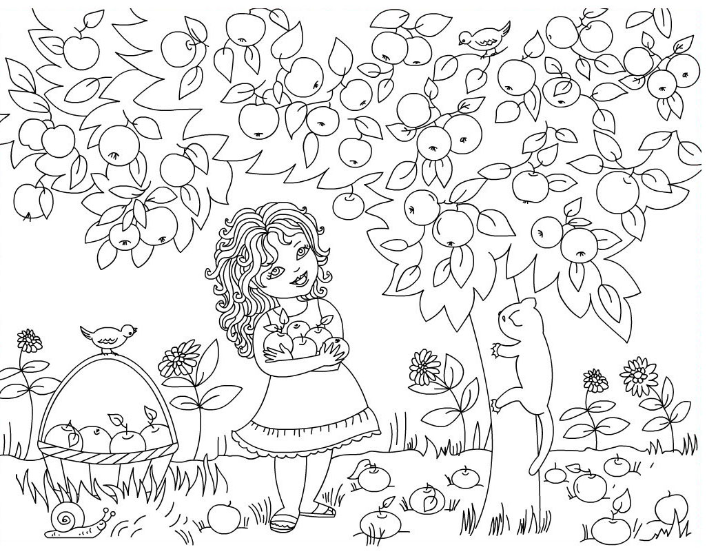 1026x807 Apple Printables Apples Coloring Pages Ideas That Could