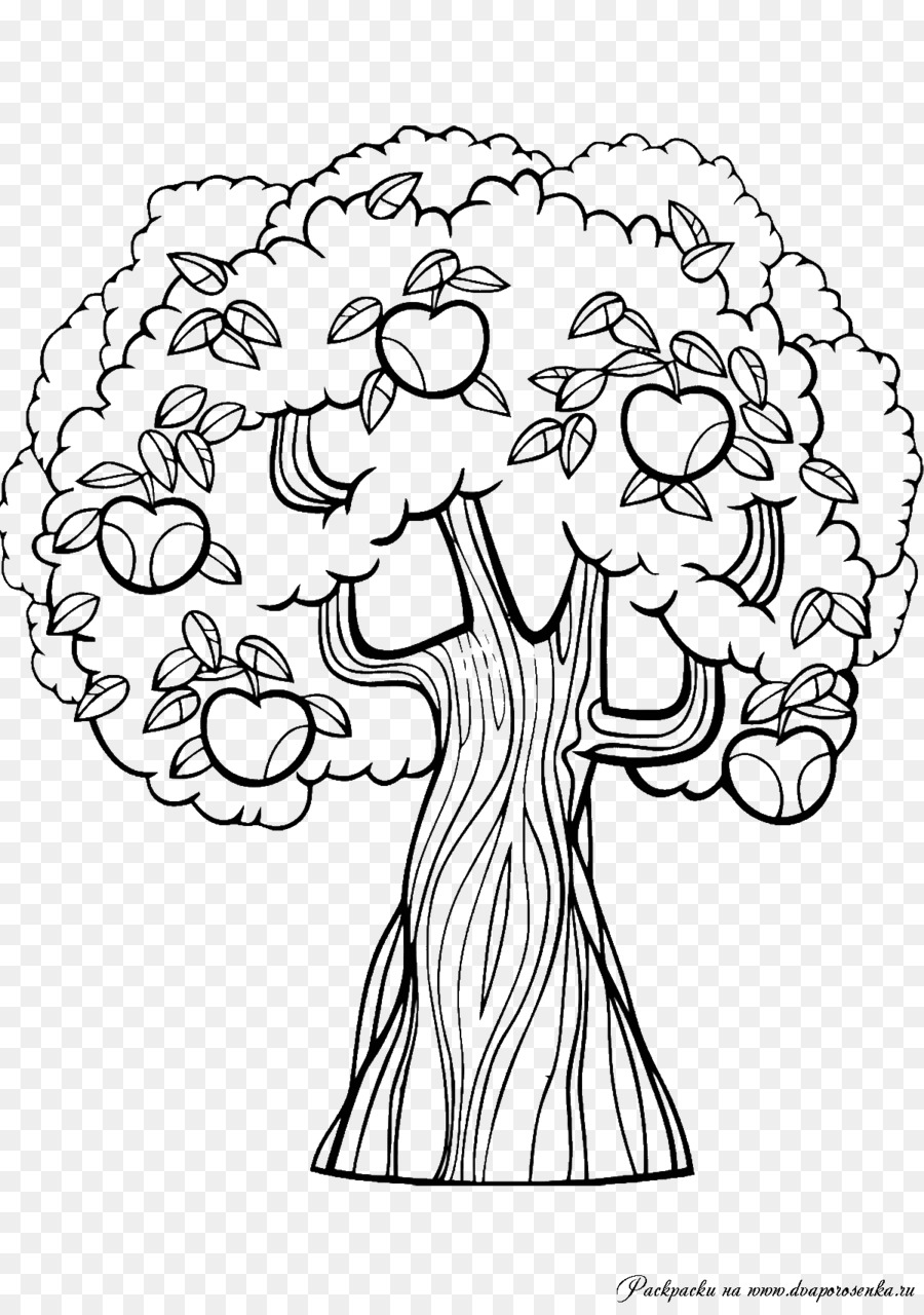 900x1280 Apple Orchard Clip Art