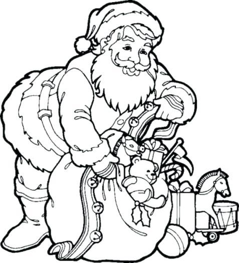 477x525 Christmas Printable Coloring Sheets Free Printable Coloring