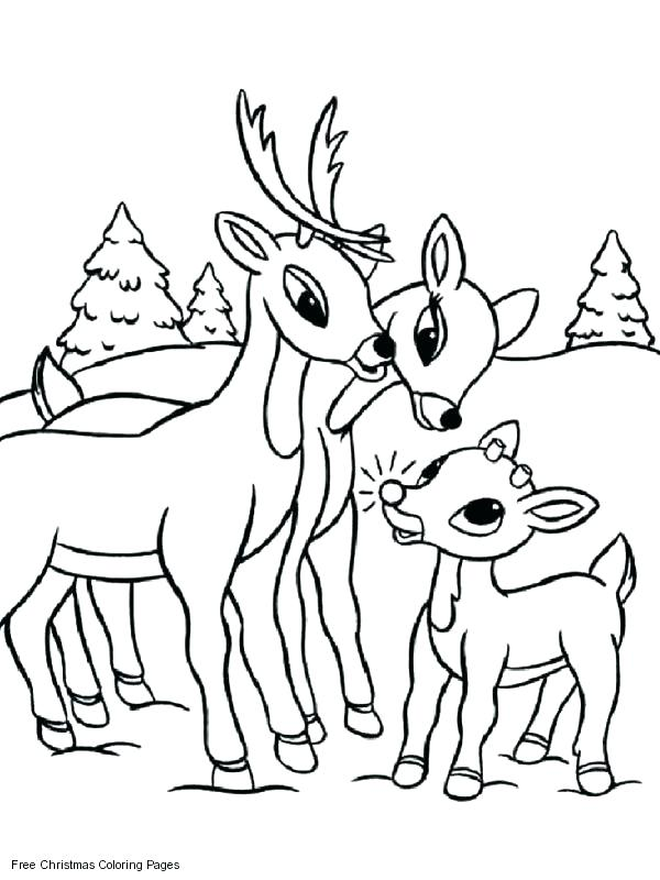 600x800 Free Christmas Coloring Pages Coloring It Is Hard Coloring Pages
