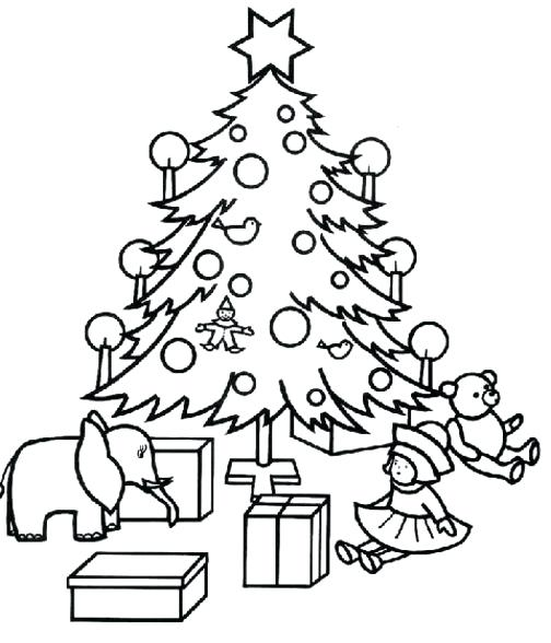 504x588 Free Christmas Coloring Worksheets Pages Free Online Christmas