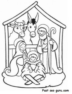 236x310 Hope, Peace, Joy Christmas Coloring Pages, Free Printable Coloring