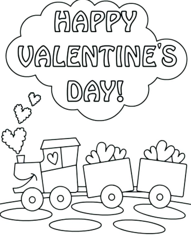 615x787 Free Valentine Coloring Pages Cute Valentines Day Coloring Pages