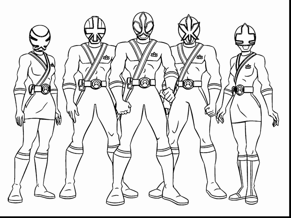 Original Power Rangers Coloring Pages At Getdrawings Free Download