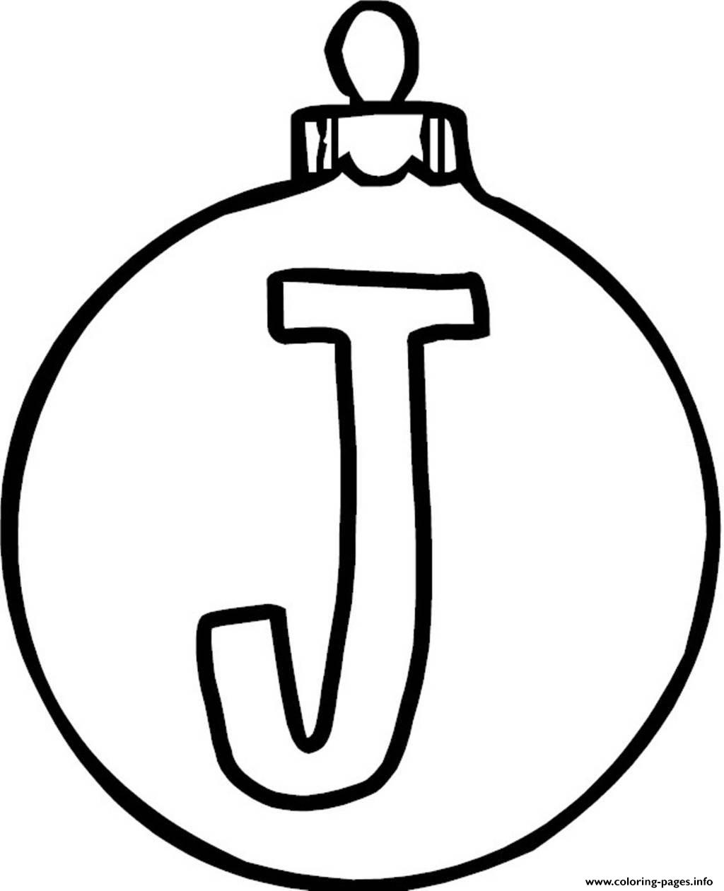 Ornaments Christmas Coloring Pages At Getdrawings Com Free For