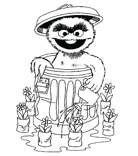 569x642 The Grouch Coloring Page Coloring Pages Coloring Pages The Related
