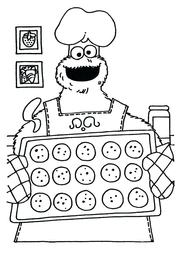 618x845 Free Oscar The Grouch Coloring Pages