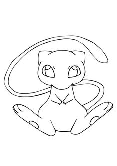 Oshawott Coloring Page At Getdrawingscom Free For Personal Use