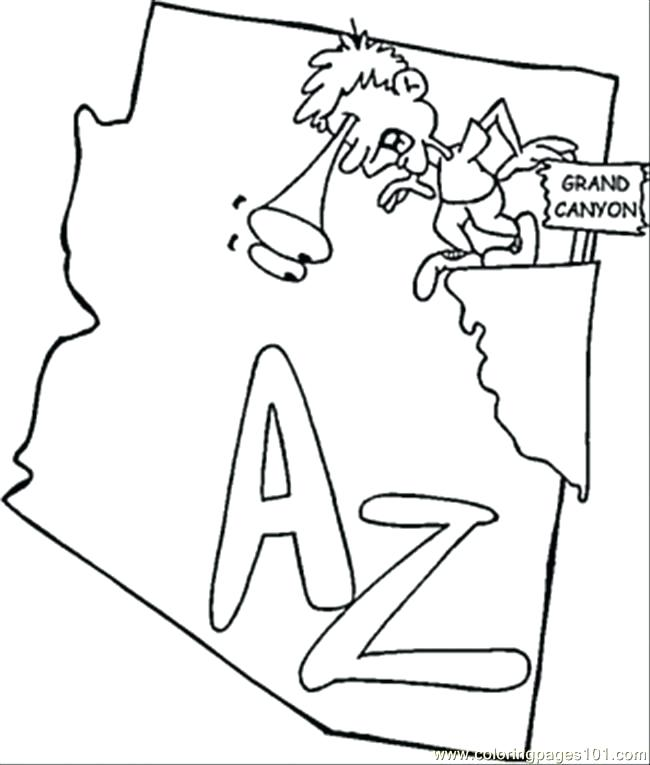 650x765 Ohio State Coloring Pages Coloring Pages State Ohio State