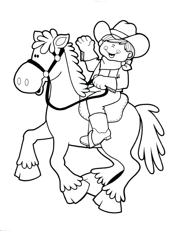 700x906 Cowboys Coloring Pages Cowboy Coloring Pages For Children Browse