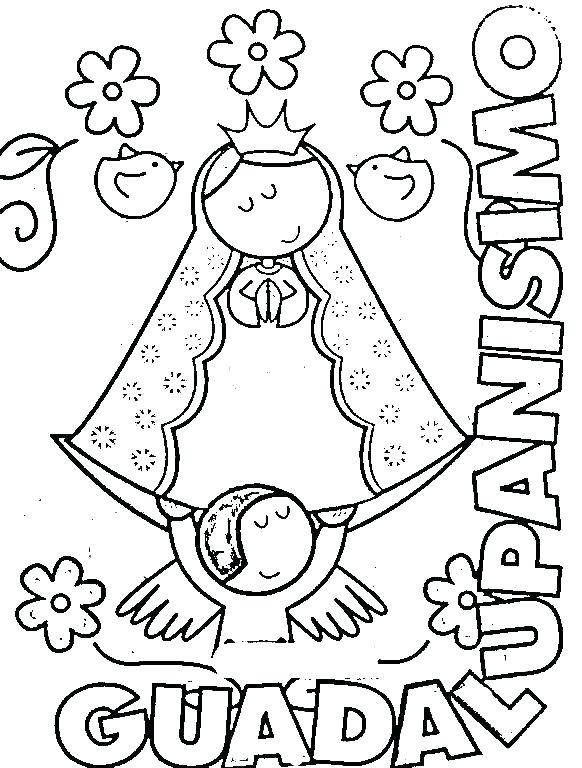 582x768 Coloring Pages Coloring Pages Together With Our Lady Lady