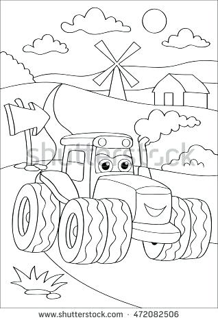 318x470 Outdoor Coloring Pages Click To See Printable Version Of Night
