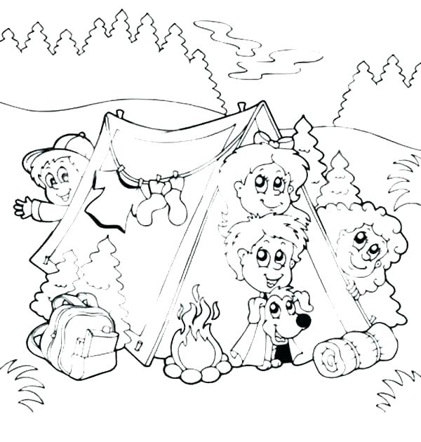 600x630 Outdoor Coloring Pages Teddy Bear With Greeting Card Outdoor