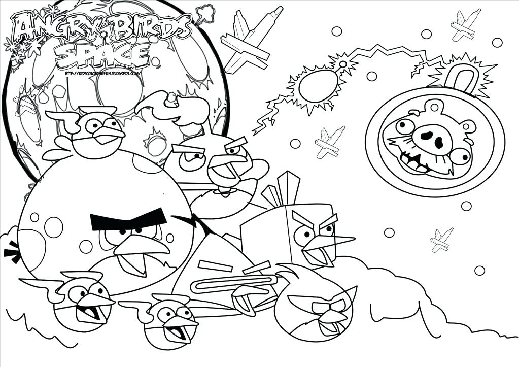 1023x723 Outer Space Coloring Pages For Preschoolers