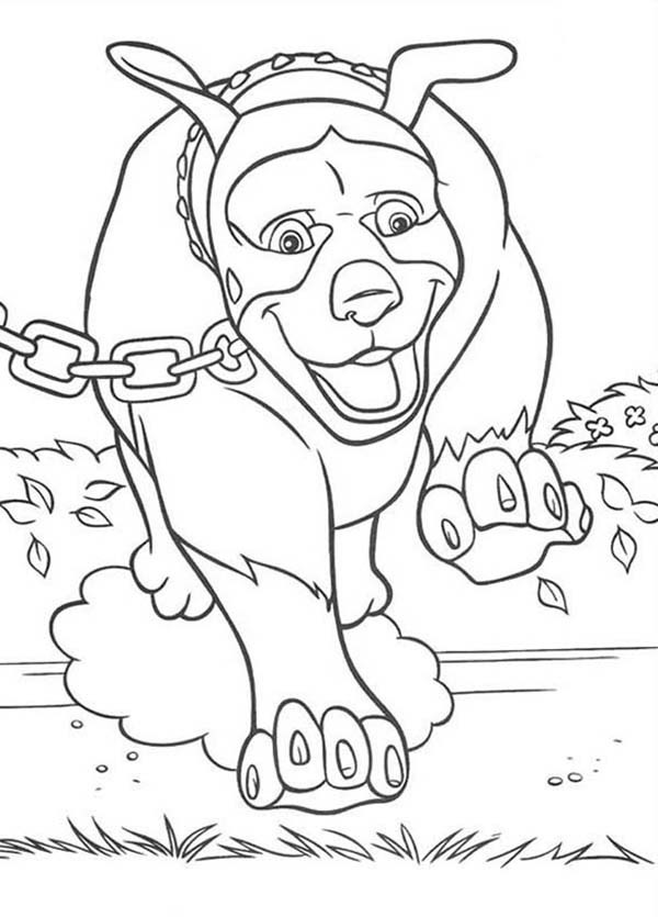 600x835 Over Coloring Pages