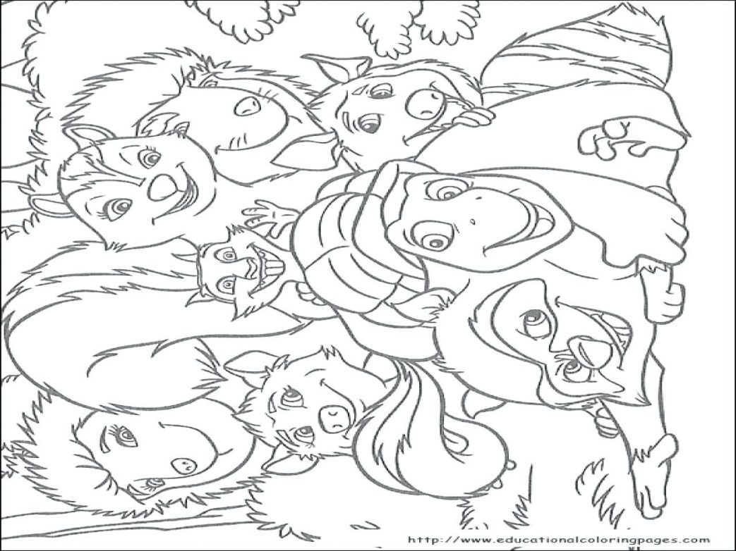 1043x782 Educational Coloring Pages Printable Learning Fantastic Co