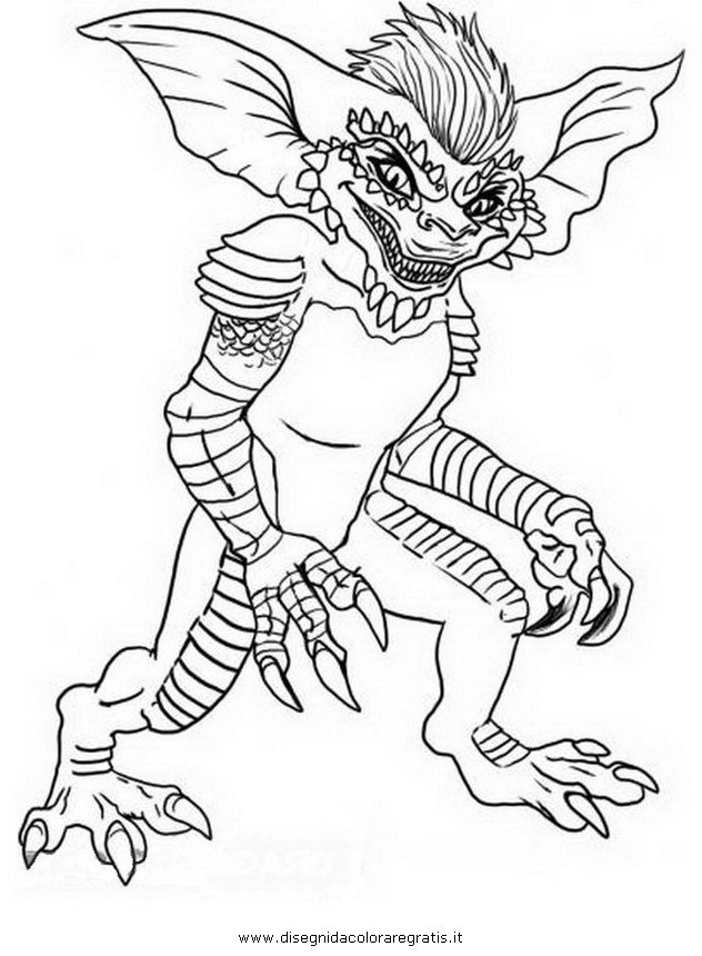 632x860 Overwatch Coloring Pages Best Of Gizmo Gremlins Coloring Pages