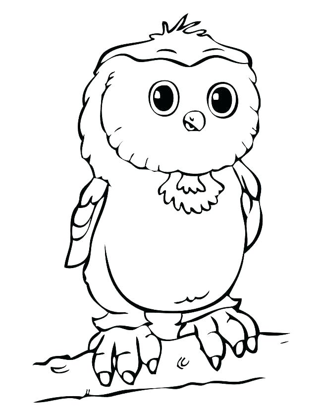 650x842 Printable Owl Coloring Pages Detailed Owl Coloring Pages