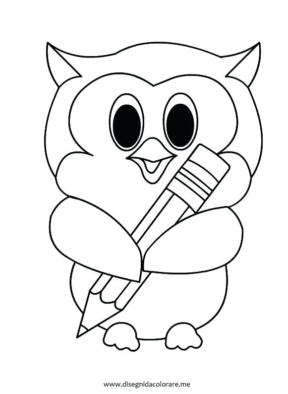 581x794 Printable Owl Coloring Pages Or Free Printable Owl Coloring Pages